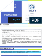 Tyco International_Group 8_Sec A