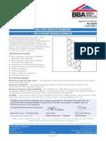 Sika Cavity Drainage System