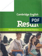 FCE Result 2015 Students Book