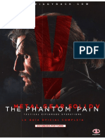 Metal Gear Solid v the Phantom Pain - La Guía Oficial Completa