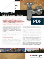 Enerscope Systems  Solids Transport