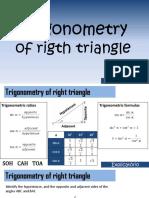 Trigonometry Sample