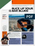 Spruce Up You 12-Bar Blues