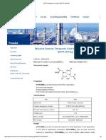 EDTA Manganese Sodium (EDTA-MnNa2)