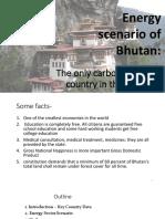 Bhutan-Renewable Energy Systems