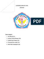 LAPORAN DISKUSI SOAL KISI-KISI IPA.doc