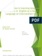 Difficulties in learning language skills in  English as.pptx