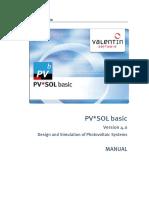 Valentin Software Pvsol Manual-pvsolbasic
