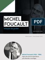 Apresentação - Michel Foucault