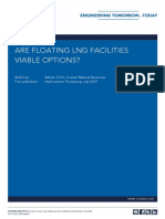 ARE FLOATING LNG FACILITIES VIABLE