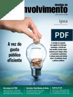 Desafios do desenvolvimento - IPEA - 2016 • Ano 13 • nº 88
