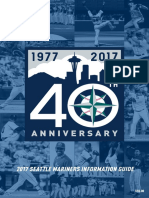 2017 Seattle Mariners Media Guide