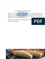 Sample Integrating Image and External Materials
