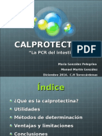 Calprotectina Fecal