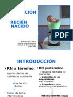 ALIMENTACIÓN DEL PREMATURO..ppt