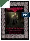 Breaking The Darkness