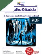 Trabalho e Saude -Desmontes Das Políticas Sociais No Brasil