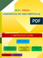 Cinematica de Una Partícula