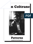 John Coltrane - Patterns.pdf