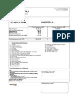 pricelist subaru.pdf