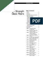 High Strength Glass Fibers-Technical