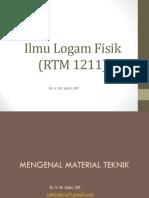 1 - Mengenal Material Teknik