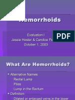 Hemorrhoids.ppt