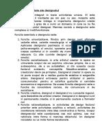 7. Functiile Sociale Ale Designului