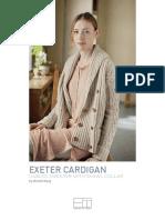 Exeter Cardigan