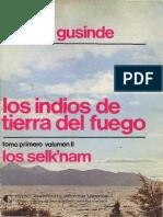 El Mundo Espiritual de Los Selknam (Guisisinde)