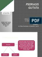 Psoriasis Gutata