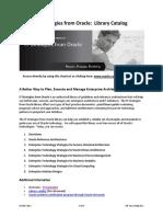 Oracle _ ITSO Document Catalog _ 2015