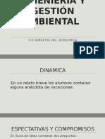 Encuadre de Ingenieria y Gestion Ambiental Bioquim..