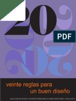 Juan Carlos Godoy - 20 Reglas Para Un Buen Diseño