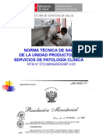 06 UPSS PATOLOGIA CLINICA_sep2011.ppt