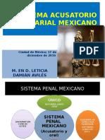 El Sistema Acusatorio Adversarial Mexicano 1