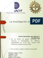 CYT en México