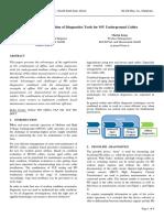 BAUR Combined Application of Diagnostics Tools for MV Underground Cables Full Paper En