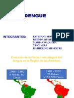 Dengue Ecologia
