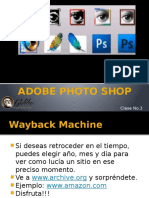 Adobe Photo Shop 3 1