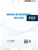 Info 2011 Conavim