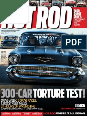 Hot Rod - February 2015 | Rivet | Screw