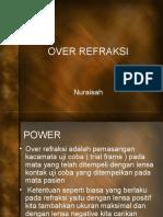 Over Refraksi