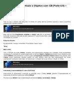 Sinergia - Programação Orientada a Objetos Com C# (Parte 6.8) – Interface