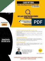 Curso Integral de las Contrataciones Públicas.