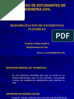 Charla Rehabilitacion Pavimentos Flexibles