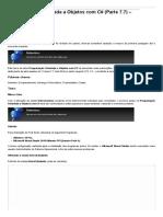 Sinergia - Programação Orientada a Objetos Com C# (Parte 7.7) – Namespace