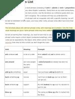 [123doc.vn] Phrasal Verbs List Full