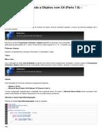 Sinergia - Programação Orientada a Objetos Com C# (Parte 7.8) – Namespace
