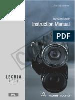 LEGRIA_HF_S11_Instruction_Manual_EN (12 November 2015).pdf
